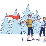 Покана за двудневен туристически поход до хижа Звездица