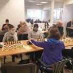 Проведен турнир по шах 24 и 25 април 2021